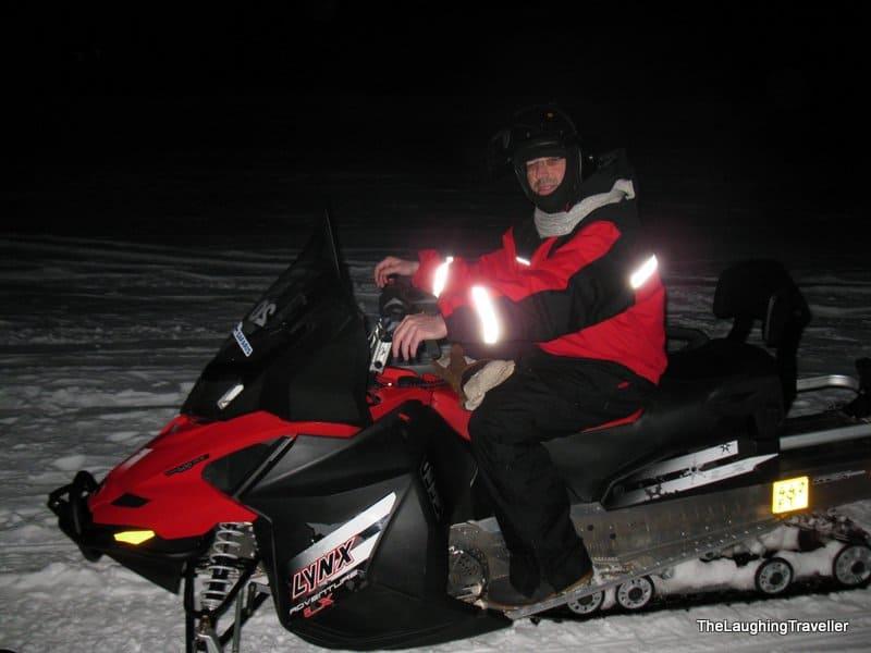 אופנועי שלג רובניימי