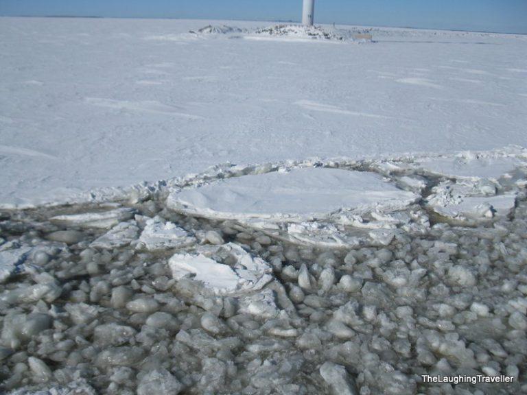 שוברת הקרח סמפו