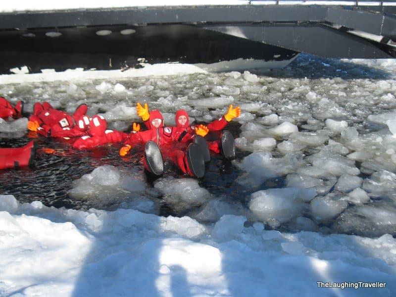 שוברת קרח לפלנד