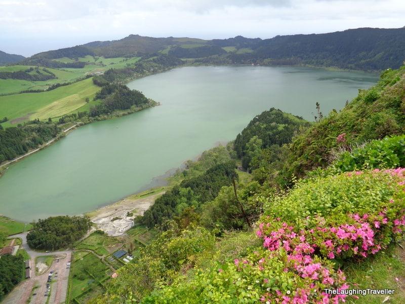 אגם פורנאס, סאו מיגל