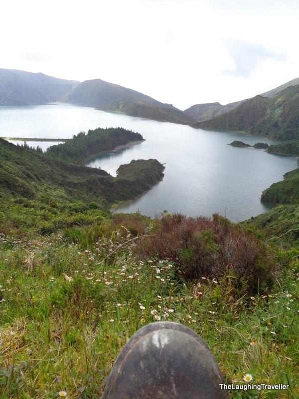 אגם האש סאו מיגל