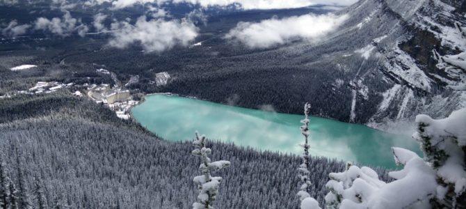 הרוקיז הקנדיים – באנף ולייק לואיז