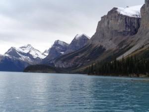 אגם מאלין הרוקיז הקנדיים