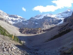 Stanley glacier, Kootenay