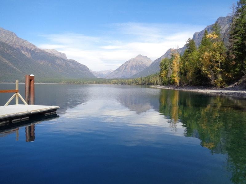 Lake McDonald, Glacier Montana