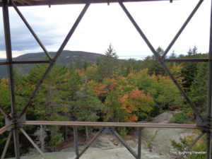 Beech mountain - view from the fire tower