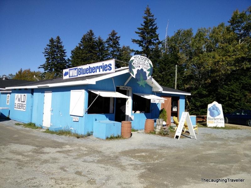 McKay's Blueberries