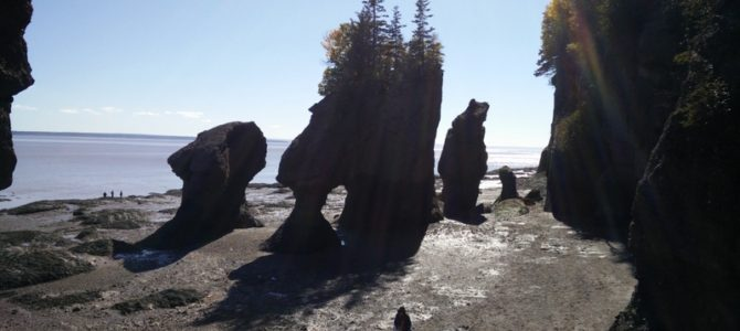 Hopewell Rocks & Fundy National Park