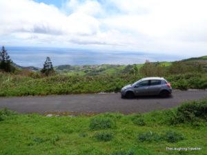 רכב ידני באיים האזוריים
