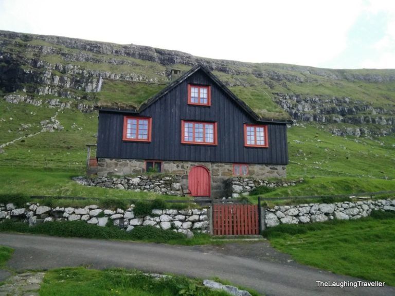 faroe islands villages