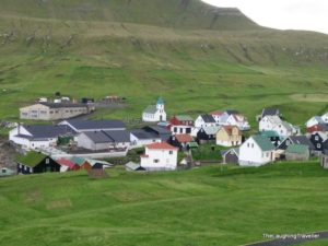 gjogv faroe islands