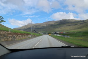 buttercup routes faroe islands