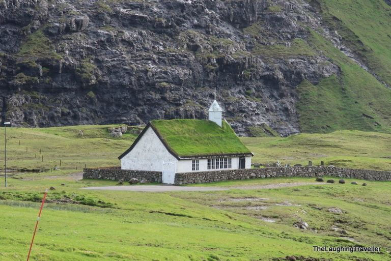 saksun faroe islands