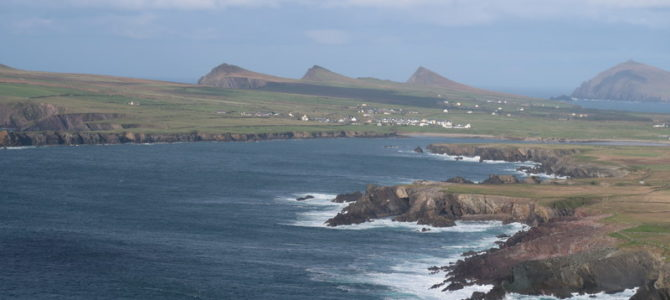 A day trip in Dingle peninsula