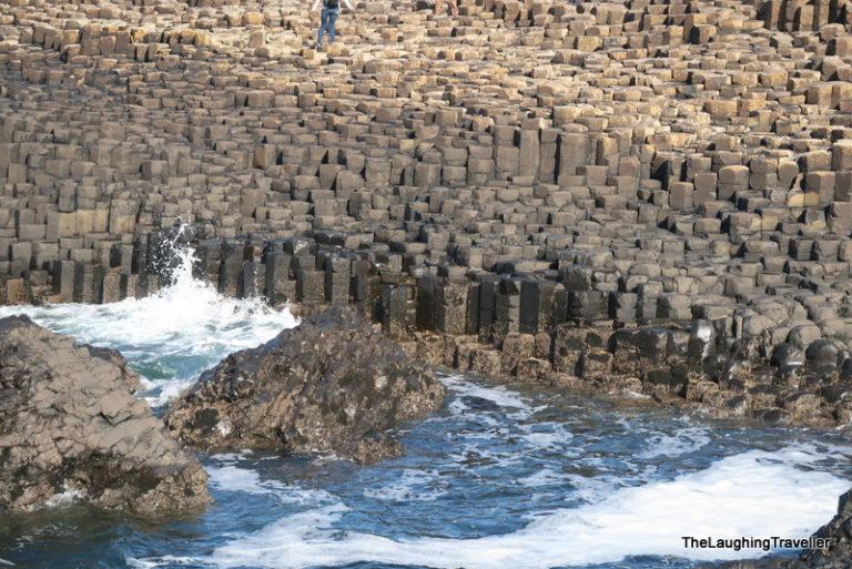 סוללת הענק, צפון אירלנד