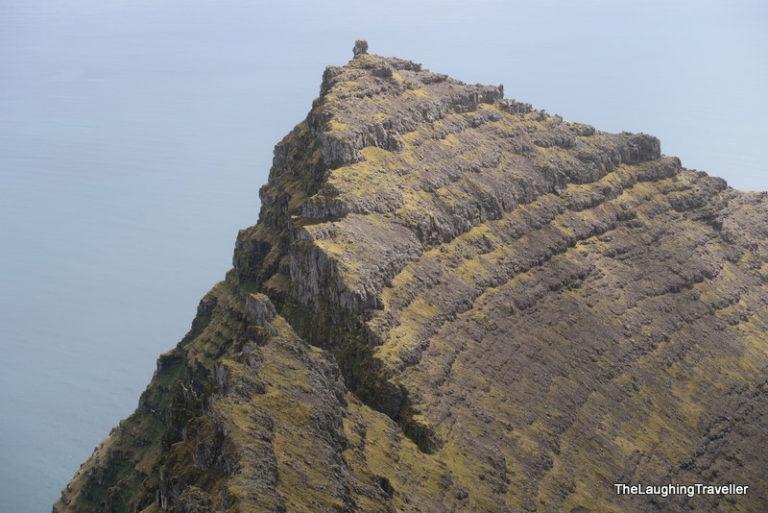 Faroe islands cape enniberg
