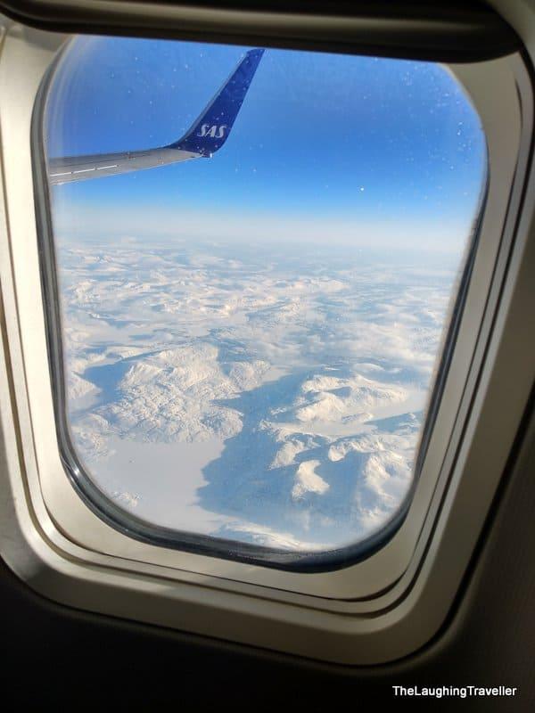 טיסת SAS
