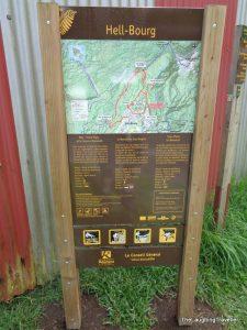 מסלולי הליכה בראוניון