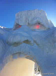 טירת קרח לפלנד
