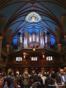 כנסיית נוטרדאם מונטריאול