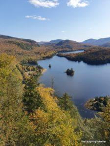 מזרח קנדה באוקטובר