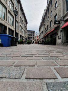 העיר העתיקה מונטריאול