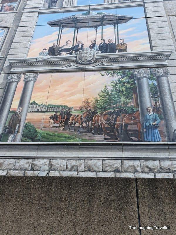 ציורי קיר קוויבק סיטי