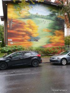 אומנות רחוב מונטריאול