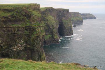 אירלנד: איפה לעצור בין דינגל לצוקי מוהר?