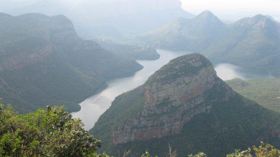 דרום אפריקה – מדרך הפנורמה אל קרוגר פארק