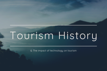 מסע בזמן – על ההיסטוריה של התיירות